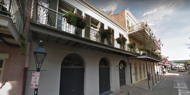 Brad Pitt and Angelina Jolie Sell New Orleans French Quarter Home