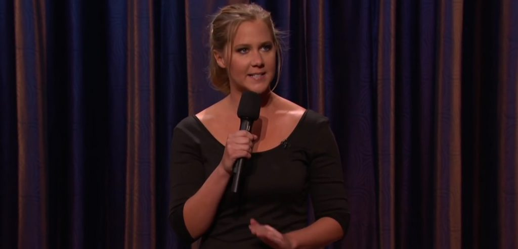Really? About 200 People Walked Out of Amy Schumer Show When She Ripped on Donald Trump