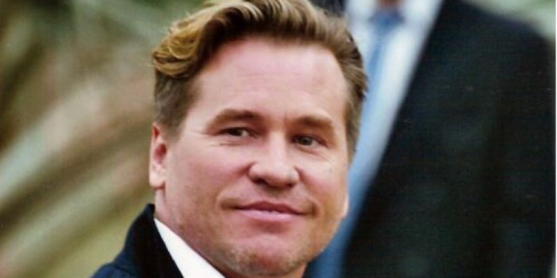 Michael Douglas Believes Val Kilmer Is Battling Cancer