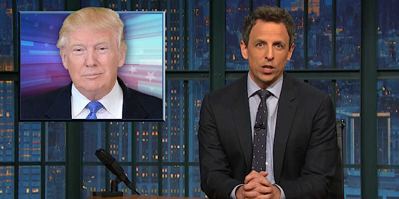 A Closer Look with Seth Meyers – Trump's Bad Week