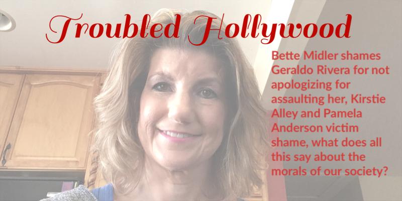 Bette Midler Shames Geraldo Rivera for Sexual Assault on Her Decades Ago