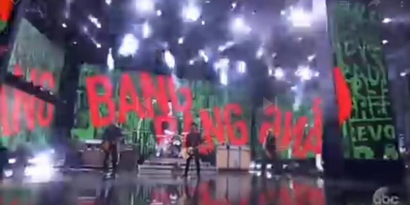 Green Day Rips Into Trump Chant at American Music Awards